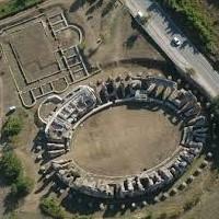 Sito archeologico di Amiternum Aquila frazione S. Vittorino