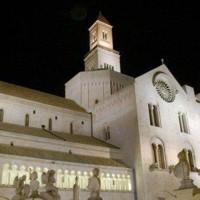 Bari en la región de Puglia