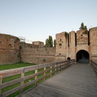 The Rocca Brancaleone of Ravenna