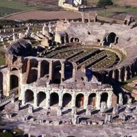 Anfiteatro romano in Campania a Santa Maria Capua Vetere