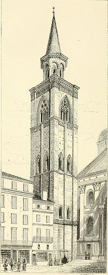 Basílica San Andrés en Mantua, Milán