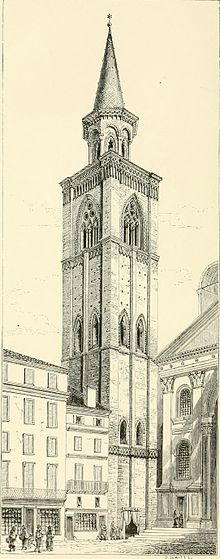 Basílica de Sant'Andrea en Mantua Lombardia
