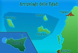 Ritrovamento archeologico nelle Egadi Trapani