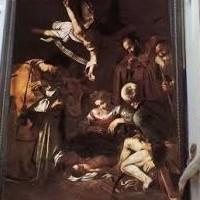 Nativitàdel Caravaggio a Palermo