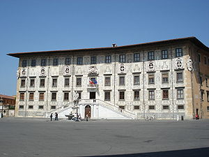Scuola Normale Superiore eccelenza di Pisa