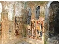 Riaperta chiesa rupestre di Santa Barbara Matera