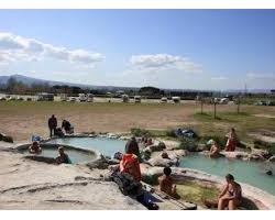 The baths in Lazio Roma Viterbo