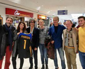 pisa sporting club, accordo di partnership con il centro commerciale pisanova.