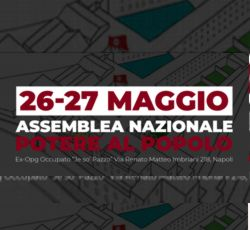assemblea nazionale 26-27 maggio